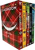 Assassination Classroom Yusei Matsui Volume 16-20 Collection 5 Books Set