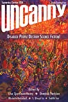 Uncanny Magazine Issue 24: Disabled People Destroy Science Fiction! Special Issue