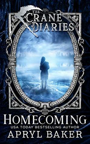 The Crane Diaries by Apryl Baker