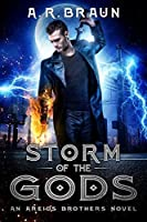 Storm of the Gods (Areios Brothers #1)