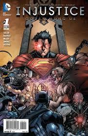 Injustice: Gods Among Us #1