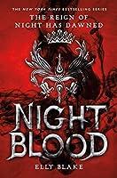 Nightblood (Frostblood Saga #3)