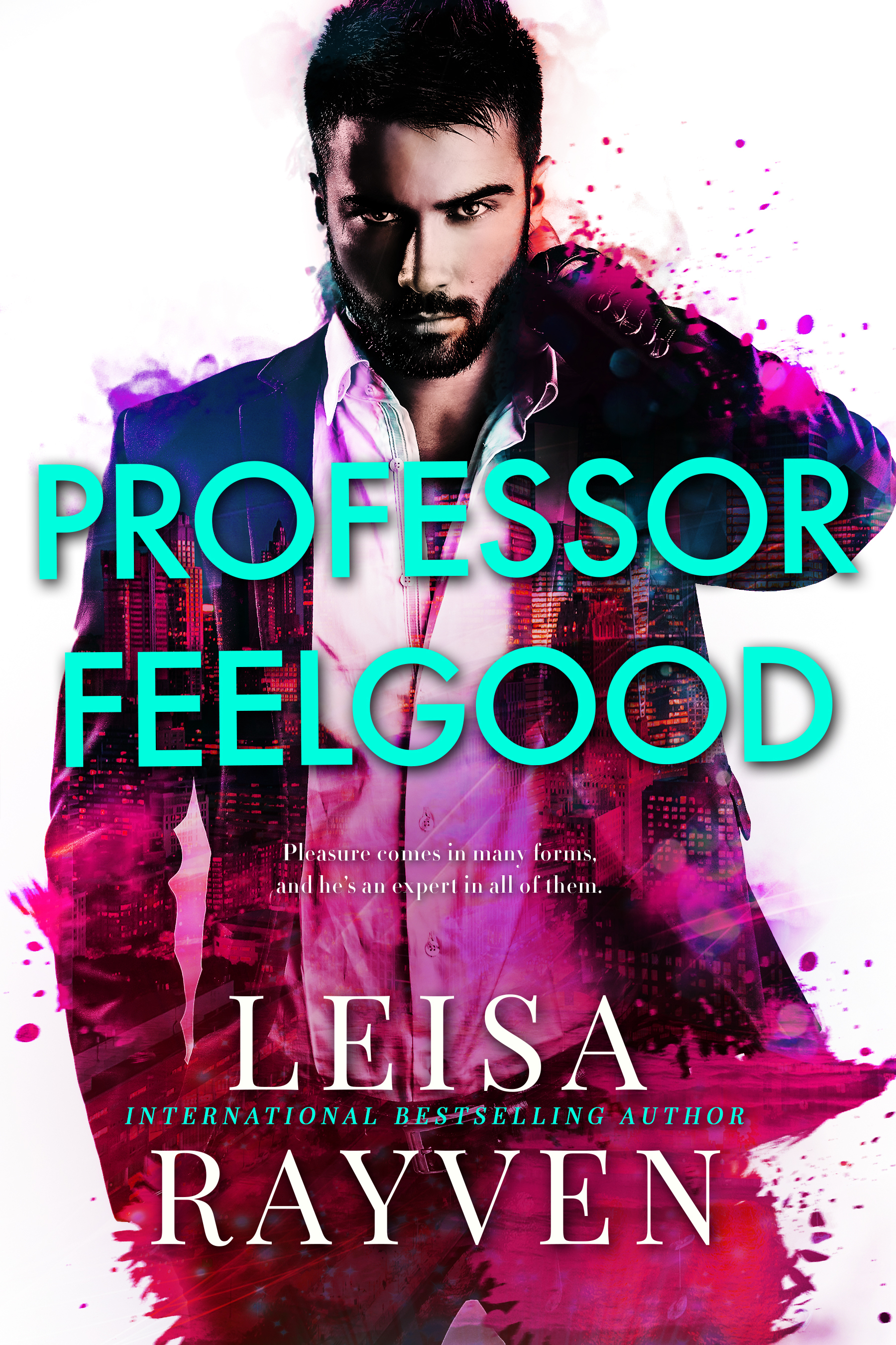 Leisa Rayven - Masters of Love 2 - Professor Feelgood