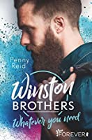 Winston Brothers: Whatever you need (Green Valley, #3)