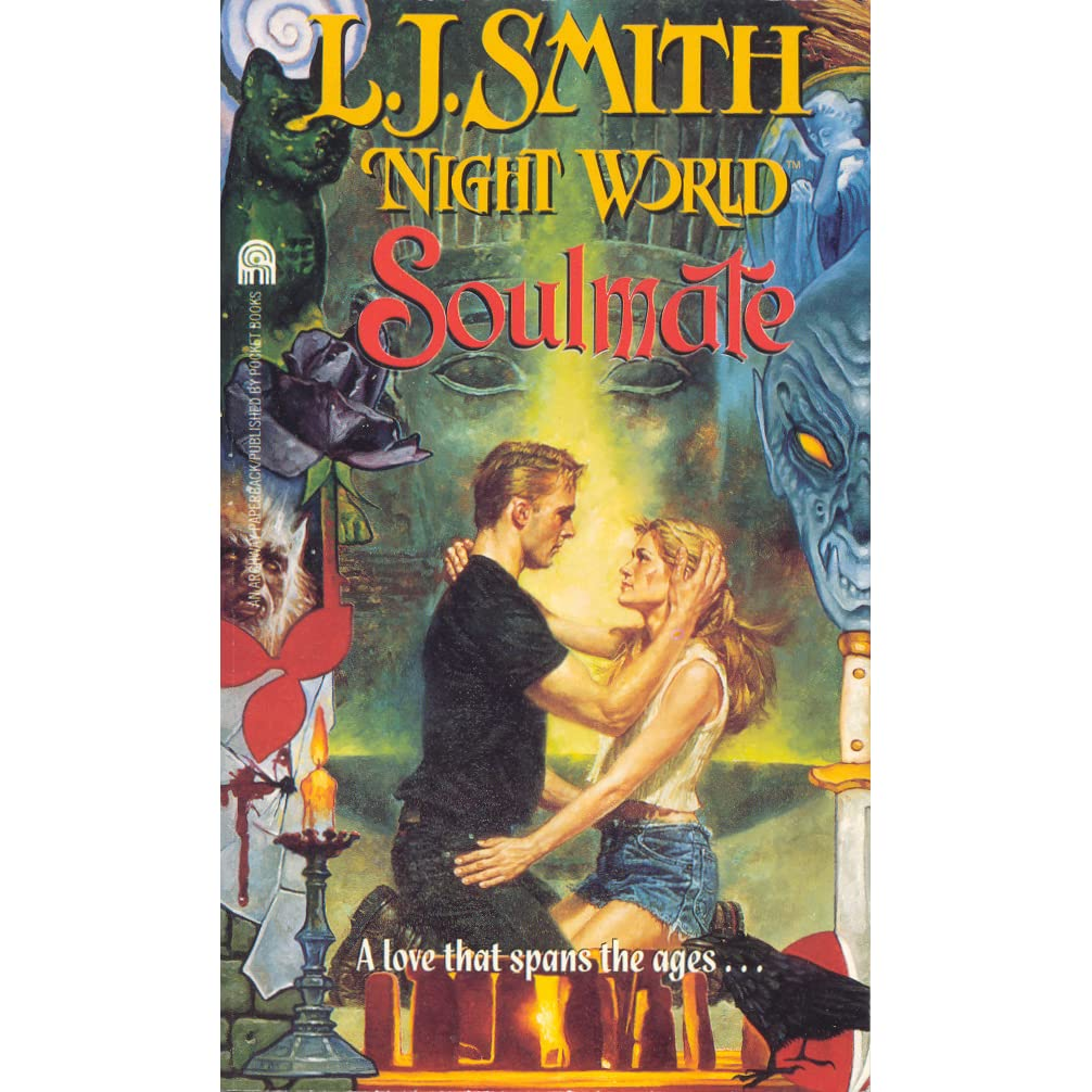 Soulmate (Night World, #6) by L J  Smith