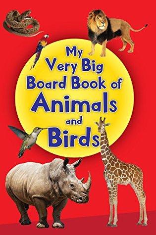 VERY BIG BOOK OF ANIMAL & BIRD