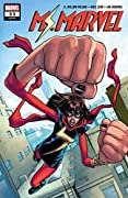 Ms. Marvel (2015-2019) #33