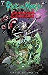 Rick and Morty vs. Dungeons & Dragons #1 (of 4) ebook review