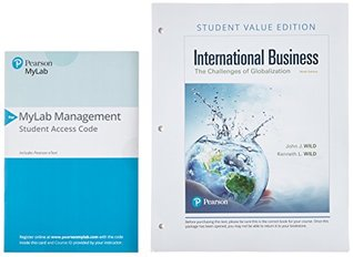 International Business: The Challenges of Globalization [with MyManagemntLab + eText Access Codes]