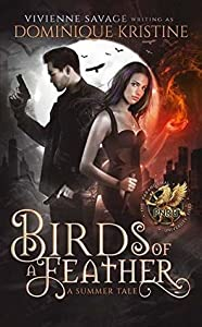 Birds of a Feather (The Paranormal University Files: Skylar, #3)