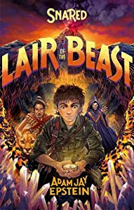 Snared: Lair of the Beast (Wily Snare, #2)