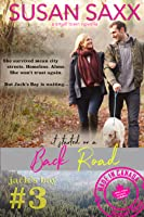 It Started on a Back Road: Small Town Military Romance (Real Men #3)