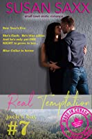 Real Temptation (Special Delivery) - Small Town Military Romance (Real Men Book 7)