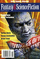 The Magazine of Fantasy & Science Fiction, September/October 2018