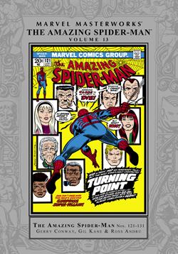 Marvel Masterworks: The Amazing Spider-Man, Vol. 13