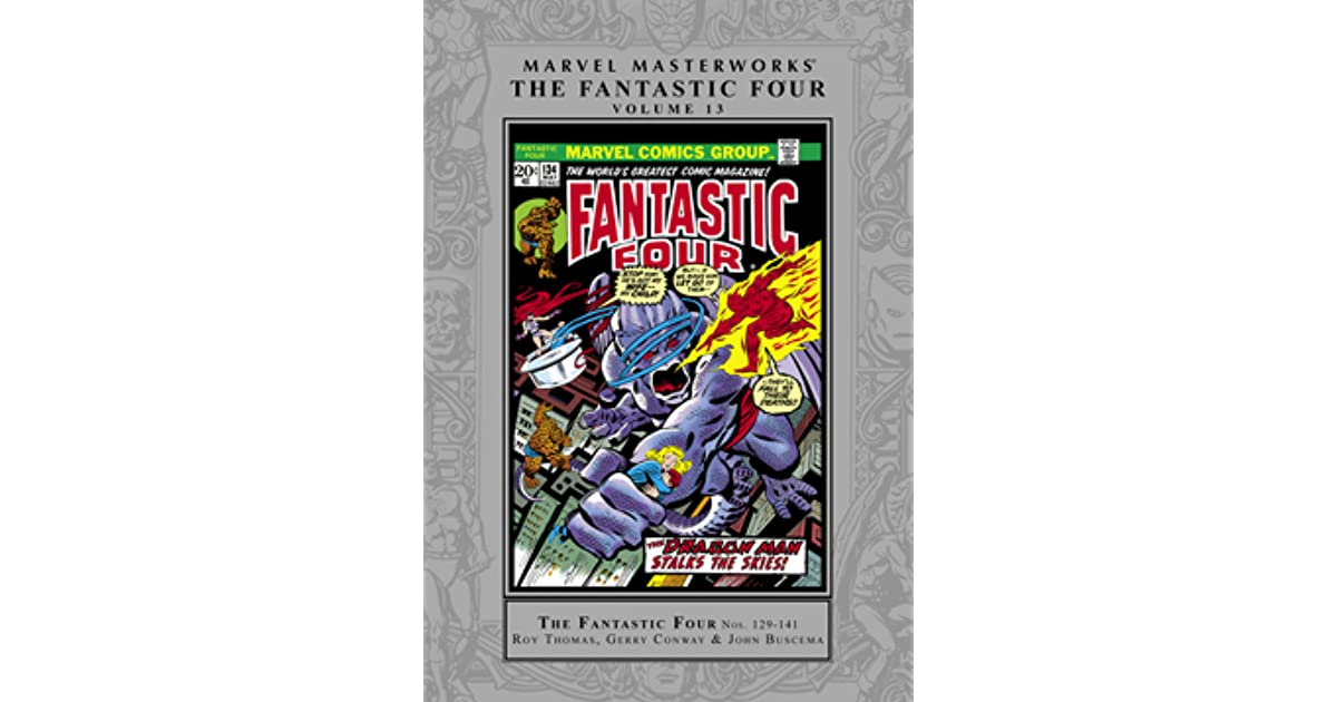 Marvel Masterworks: The Fantastic Four, Vol  13 by Roy Thomas