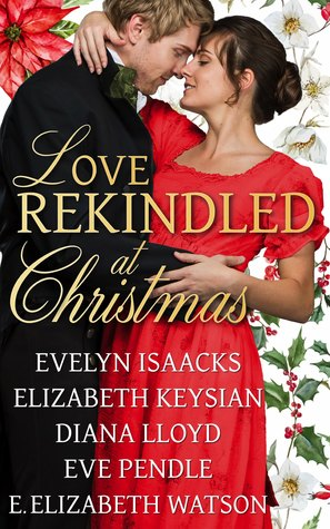 Love Rekindled at Christmas by Evelyn Isaacks