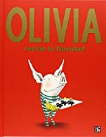 Olivia Recibe La Navidad