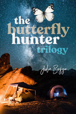 The Butterfly Hunter Trilogy by Julie Bozza