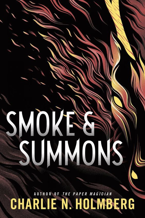 Smoke & Summons (Numina Trilogy, #1)