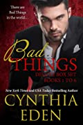 Bad Things Deluxe Box Set, Books 1-6