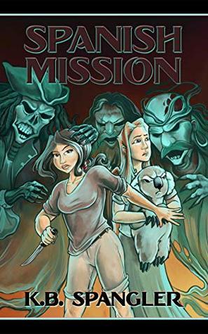 Spanish Mission (Hope Blackwell #2)