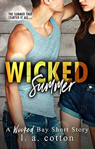 Wicked Summer (Wicked Bay, 0.5)