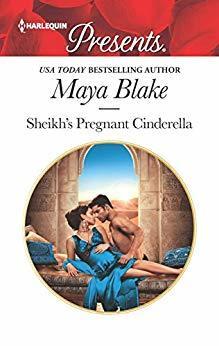 Sheikh's Pregnant Cinderella (Bound to the Desert King, #2)