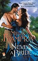 Never a Bride (Duke's Daughters, #4)