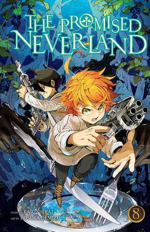 The Promised Neverland, Vol. 8 by Kaiu Shirai