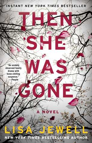 "Book cover of ""The She Was Gone"" by Lisa Jewell"