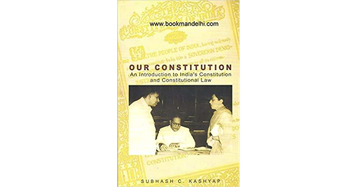Constitutional Law Of India Ebook