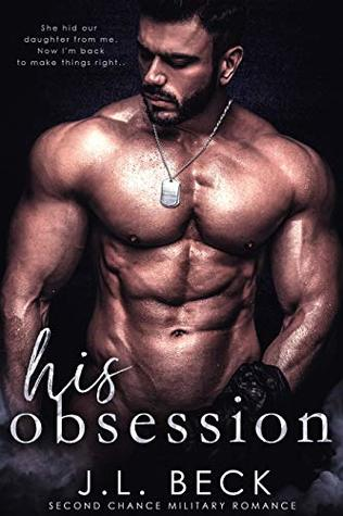 His Obsession by J L  Beck