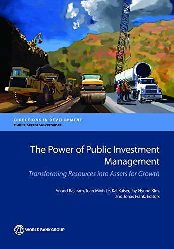 The Power of Public Investment Management  Transforming Resources Into Assets for Growth