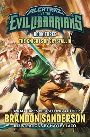 Knights of Crystallia cover (link to Goodreads)