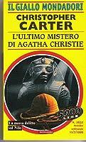 L'ultimo mistero di Agatha Christie