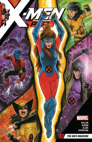 X-Men Red, Vol. 1 by Tom    Taylor