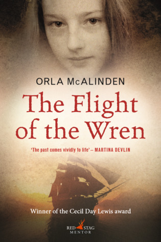 The Flight of the Wren by Orla McAlinden