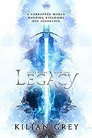 Legacy (Deity Rising, #1)