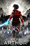 Book cover for Cursed (Kingdoms of Earth & Air Book 2)