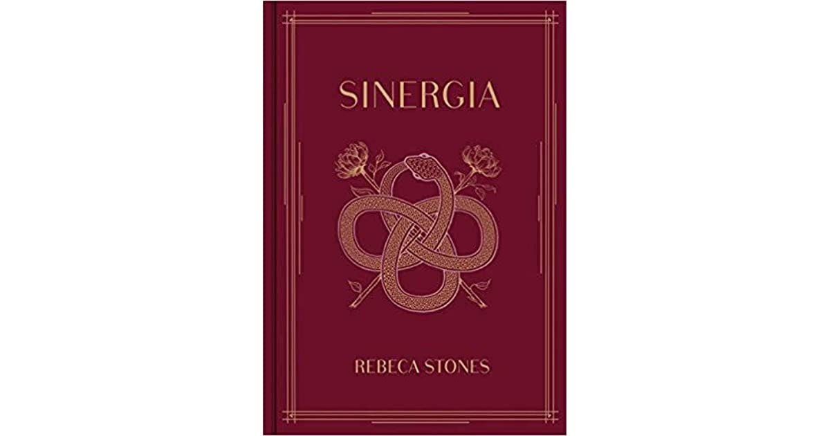 Sinergia By Rebeca Stones