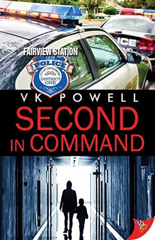 Second in Command (Fairview Station #2) by V K  Powell