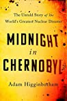 Book cover for Midnight in Chernobyl: The Untold Story of the World's Greatest Nuclear Disaster