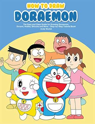 how to draw doraemon the easy and clear guide for drawing