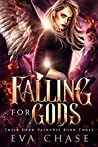 Falling for Gods (Their Dark Valkyrie, #3)