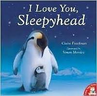 I Love You, Sleepyhead Paperback and Audio CD