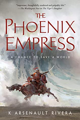 The Phoenix Empress (Their Bright Ascendency, #2)