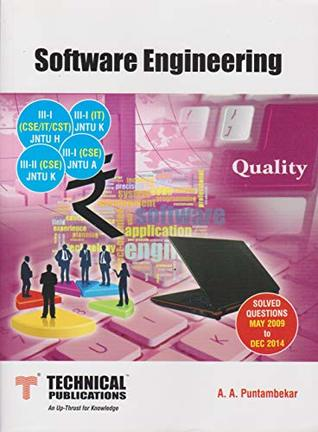 Software Engineering For Jntuh By A A Puntambekar