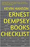 Ernest Dempsey Books Checklist: Reading Order of Sean Wyatt Series, The Dream Rider Series, War of Thieves Trilogy and List of All Ernest Dempsey Books