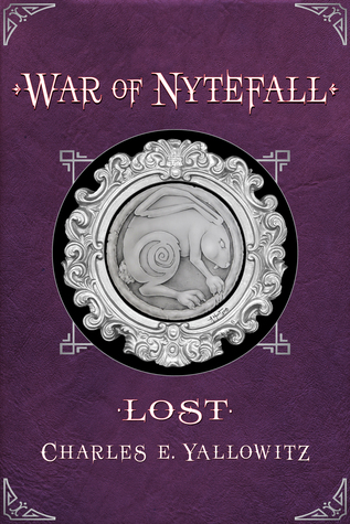 Lost (War of Nytefall, #2)